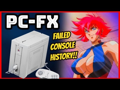 Why The NEC PC-FX Failed!  - Japanese Console History