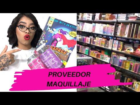 PROVEEDORES 2: DE MAQUILLAJE *venta De Mayoreo Y Menudeo* + SORTEO   Janeli Morales