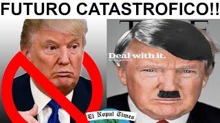 Afectaciones por el Triunfo de Trump y Fracaso de Clinton // EL NOPAL TIMES #ENT 246