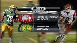 Thanksgiving Football: NFA at New London