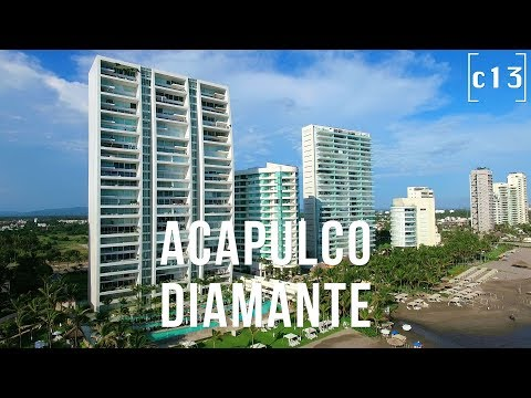 Acapulco Diamante 4K