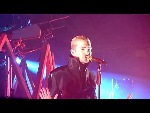 HD - Tokio Hotel - Darkside of the Sun (live) @ Tonhalle München, 2017 Munich, Germany