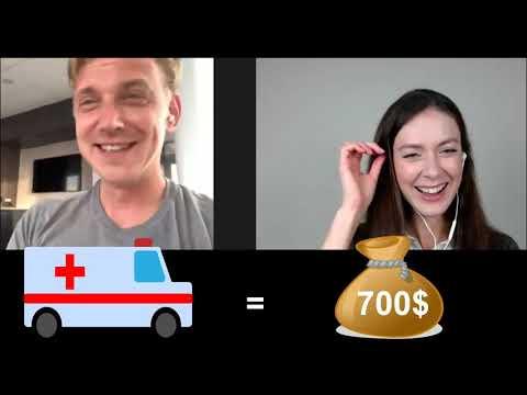 Сколько стоит вызов скорой помощи в США? Сколько стоит визит к врачу в США?