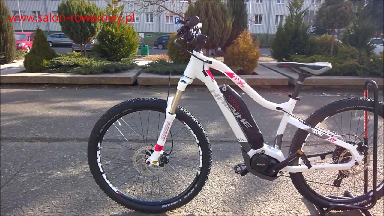 ff5d2c35635bce rower Haibike Sduro Hard Life 2.0 2018 www.salon-rowerowy.pl - YouTube