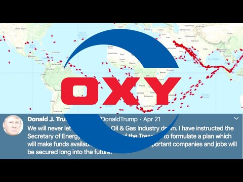 Occidental Petroleum (OXY) - Some Oil News + Negative implications if OXY issues new shares