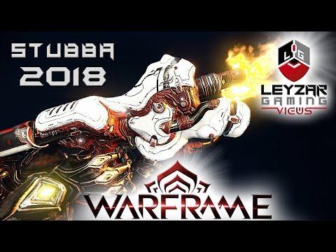 Stubba Build 2018 (Guide) - The Grineer Submachine Gun (Warframe Gameplay) thumbnail