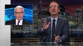 John Oliver - Anderson Cooper