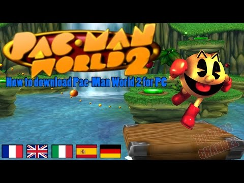 How To Download Pac-Man World 2 For PC