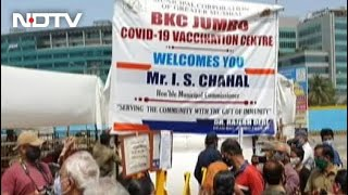 Top News Of The Day: Mumbai's Biggest Vaccine Centre Runs Out of Stock