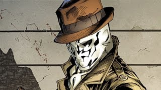 Superhero Origins: Rorschach