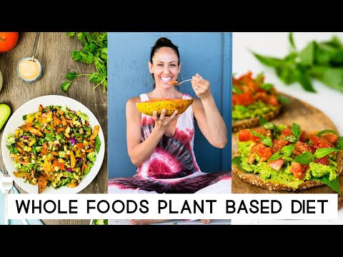 How to Start a Whole Food Plant Based Diet | A Beginner's Guide to Overall Health & Weight Loss