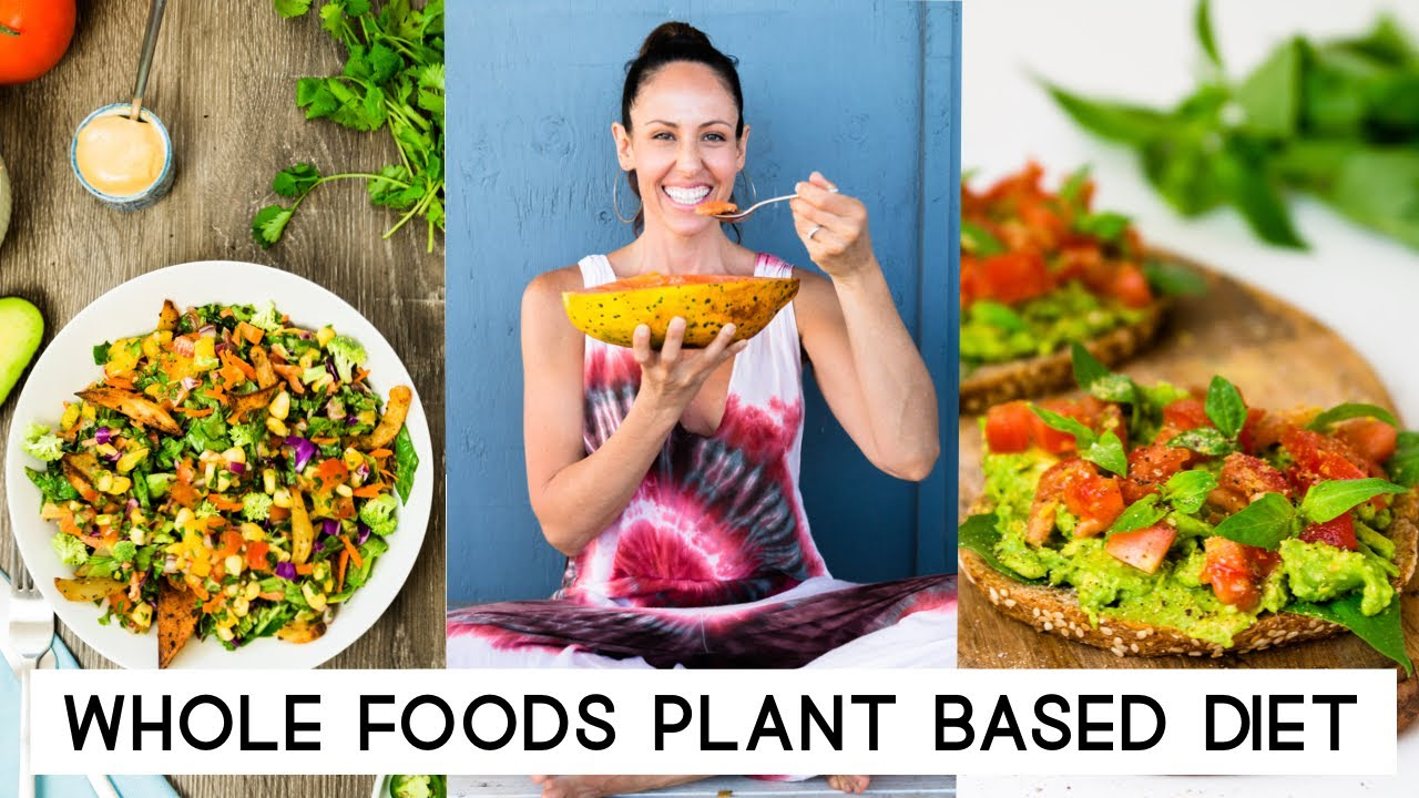 starting a whole foods plant based diet