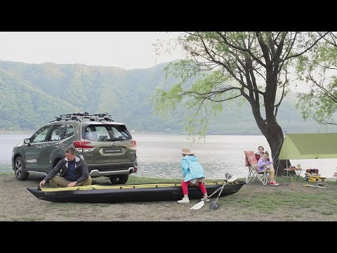 2019 Subaru Forester Versatility Video Youtube