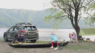 2019 Subaru Forester Versatility Video