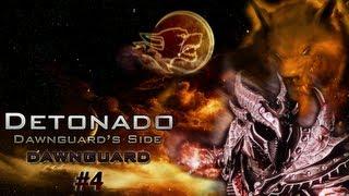 Dawnguard #4  [PC+MODS] - Totens do Lambizame e ArmaDURA  na Aela