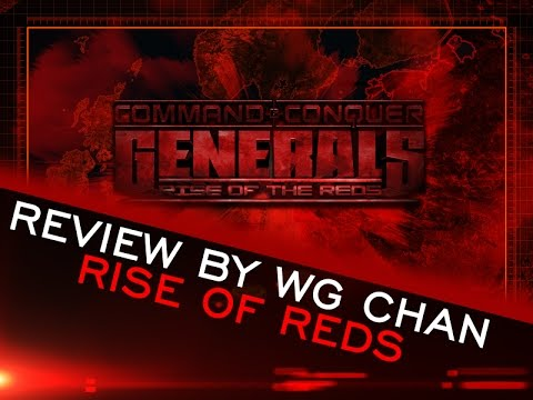 Летсплей-обзор на Generals: Rise Of Reds v. 1.85