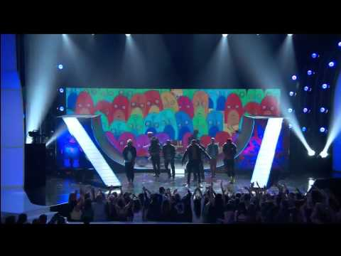 Chris Brown  Turn Up The Music  at Billboard Music Awards 2012 HD