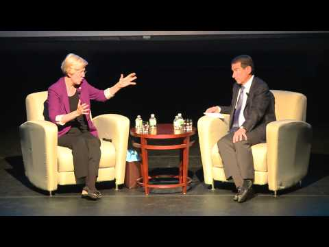Distinguished Speaker Series: U.S. Senator Elizabeth Warren