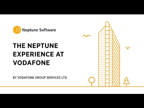 The Neptune Software Experience at Vodafone