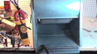 How The Squirrel Cage Blower Works