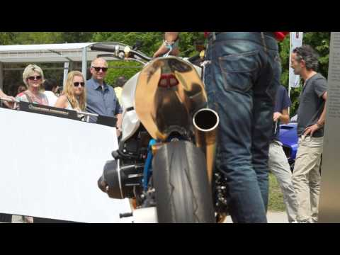 BMW Concept R Roadster Sound Klangprobe