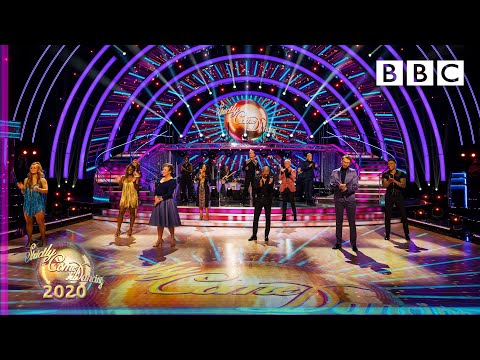 12 celebrities, 12 professional dancers, and now 12 amazing couples! Launch Show | BBC Strictly 2020