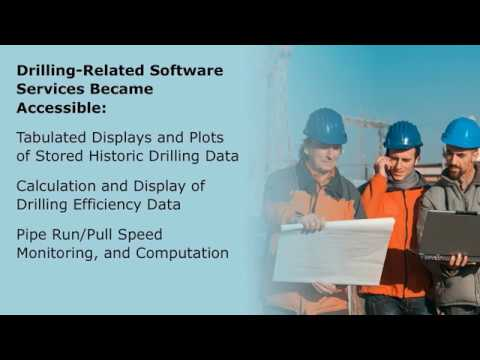 Petroleum and Natural Gas: Drilling Data Services
