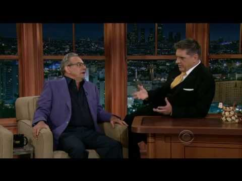 Lewis Black-Late Late Show with Craig Ferguson 2013 Full Interview HD