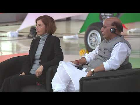 Delivery ceremony Rafale India - Dassault Aviation