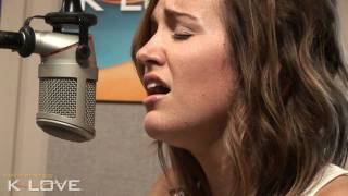 "K-LOVE - Britt Nicole ""Walk On The Water"" LIVE"