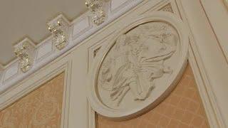 Baroque Style Stock Video
