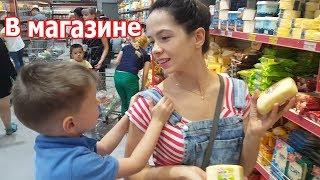 VLOG: Любимая тушь / Готовлю рыбу / В магазине Алматы