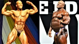 Phil Heath | Story Of Transformation