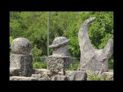 CORAL CASTLE In HD  A Look In 2012 This Is A Strange And Wonderful Place In Florida