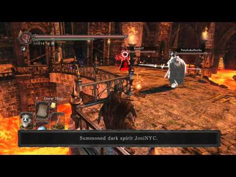 Dark Souls 2 - Paledrake Seathe's Build - Fourth Arena of Blood Victor