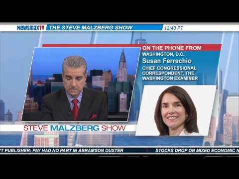 Susan Ferrechio -- chief congressional correspondent for The Washington Examiner