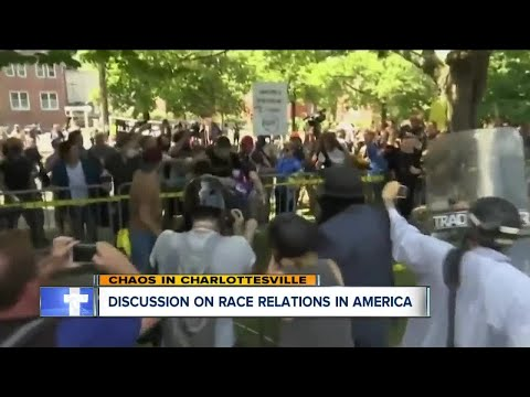 A discussion on race relations in America