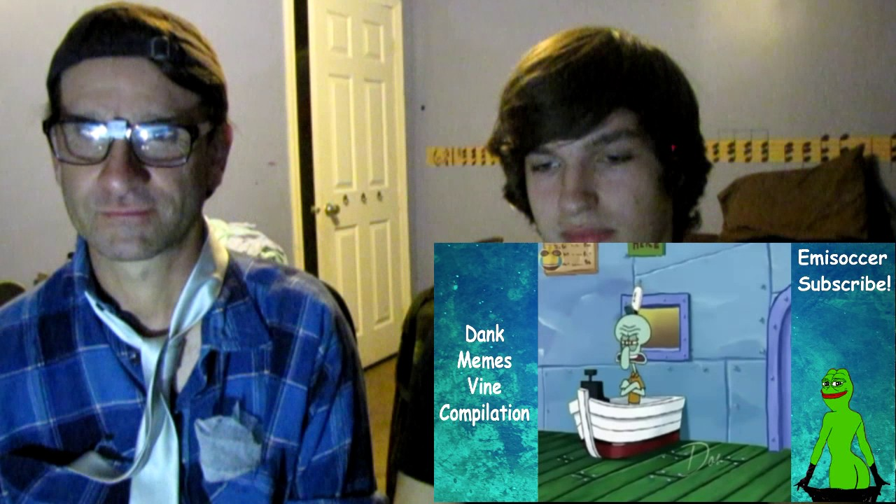 Funnyjunk Dank Memes Comp : Dad reacts to dank memes vine comp youtube