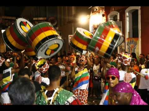 Poutpourri - samba reggae