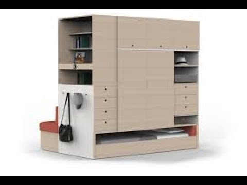 Muebles inteligentes orisystems youtube for Muebles inteligentes