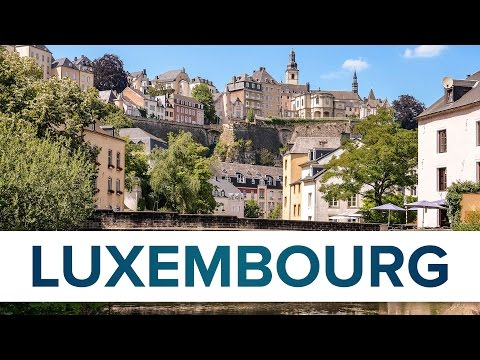 Top 10 Facts - Luxembourg // Top Facts