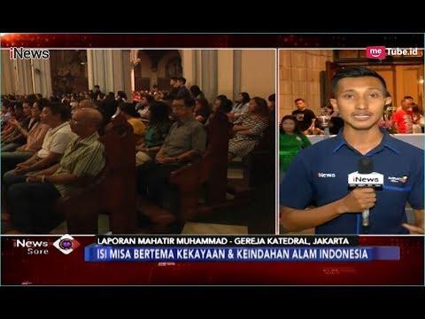 Perayaan Natal 2018 di Gereja Katedral Jakarta - iNews Sore 25/12