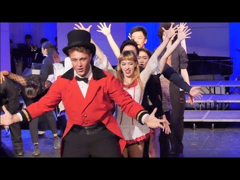 """""""The Greatest Show"""" - Irvine High School Choral Music!"""