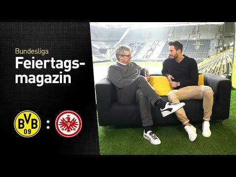 BVB Matchday Magazine w/ Roman Bürki | BVB - Eintracht Frankfurt