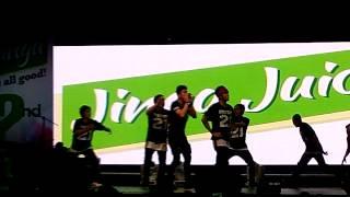 """VHONG NAVARRO performed """"AROUND THE WORLD"""" @ 2ND ANNIVERSARY OF JINGA JUICE"""