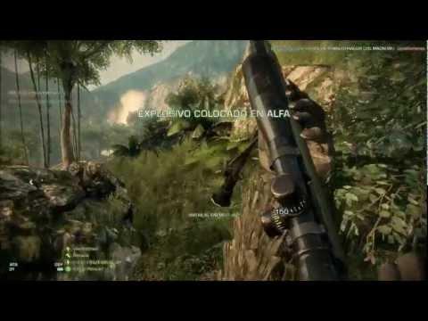 MV Battlefield Bad Company 2 - Parasite