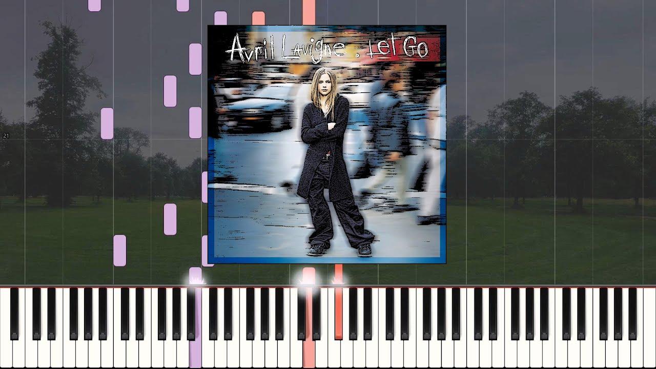 Avril Lavigne - Naked (cover) - YouTube