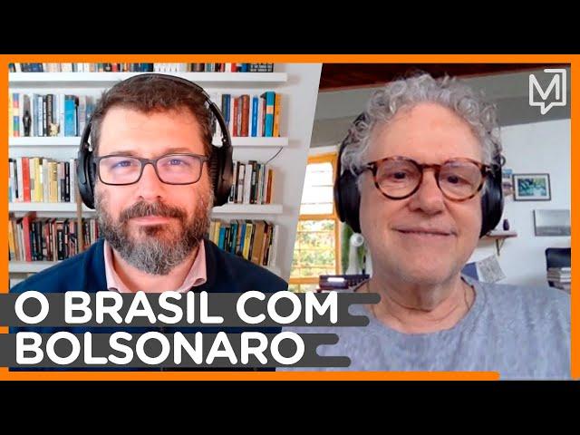 Conversas: Sergio Abranches faz uma análise sobre o Brasil com Jair Bolsonaro