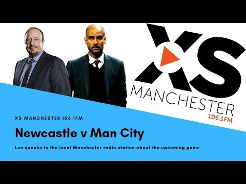 Newcastle United v Manchester City | Preview on the radio