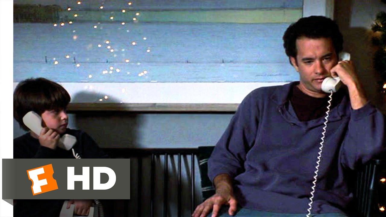 sleepless seattle movies 1993 hanks tom romantic 90s hair loss mild looks early examples celebrity clip sam